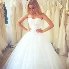 aliexpress com buy elegant white princess wedding gowns 2017
