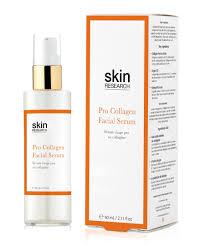 pro collagen serum 60ml skin research london