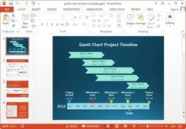 Powerpoint Gantt Template 10 Best Gantt Chart Tools Templates For