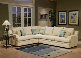 colored leather sofas. Sectional Sofa With Light Teal Satin Cushions In Natural Color Regarding Colored Leather Plans 8 Sofas