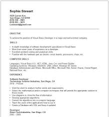 Sample CV Format For net Developer Resume YouTube