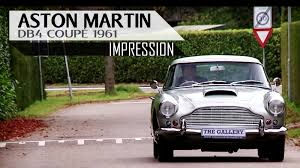 ASTON MARTIN DB4 Coupé 1961 - Full Test Drive in Top Gear - I6 ...