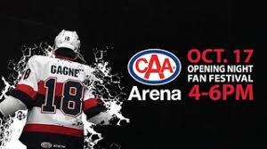 Caa Arena Belleville Ontario