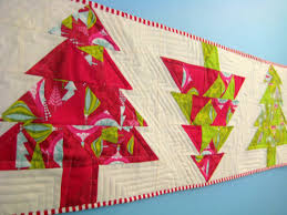 sewing for christmas is one of my absolute favorite things so i m really excited to share this project for a fun and festive half square triangle christmas