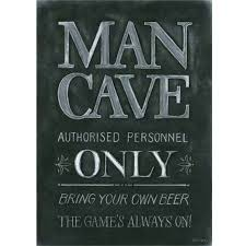 man cave furniture store. Simple Man Man Cave Canvas  Authorised Personnel Only  Gifts For Him The Furniture  Store With R