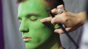 makeup tutorial inspired by the incredible hulk