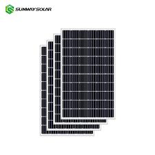 China Monocrystalline 72 Cells <b>36V</b> 100W <b>200W</b> 250W <b>Solar Panel</b> ...