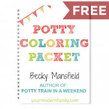 potty training in three days months up your modern family this book is only for a limited time