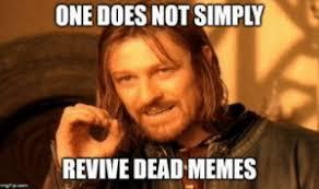 New Rule Against Perpetuities Memes Against Memes