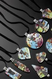 gl is an artificial created by man so are the precious objects from artificial colors and shapes that belong to the colorful gl jewelry