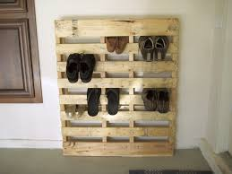 diy shoe rack panels