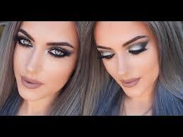 shades of grey makeup tutorial maya mia on you lip eye makeup maquilla full color maya mia makeup and makeup tutorials you