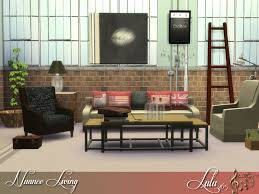 nuance living room on the sims resource sims 3 wall art with lulu265 s nuance living room