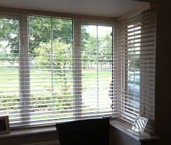 Blue Vertical Blinds For Windows  Home Xmas  Home XmasBay Window Vertical Blinds