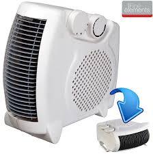 fan heater. 2000w portable silent electric fan heater hot \u0026 cool upright brand new in box: amazon.co.uk: diy tools fan heater