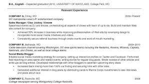 Resume Students Sample Resume Collegetudent Examples Templateeeking Internship
