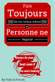 5 Motivational Quotes In French To Help You Study Now