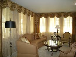 Living Room Curtain Styles Good Looking Design Ideas Of Curtain Styles For Living Room With