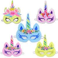 Wholesale Mask Party Unicorn