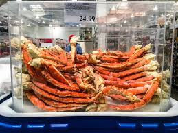 How much are king crab legs at Costco ...