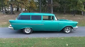 1957 chevy 2 door handyman wagon, rare, 350, auto, ultraleather ...