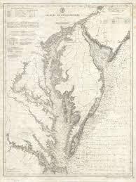 File 1893 U S Coast Survey Nautical Chart Or Map Of The