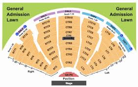 Consol Seating Chart With Seat Numbers 61 Unique Shoreline Amphitheatre Seating Chart Seat Numbers