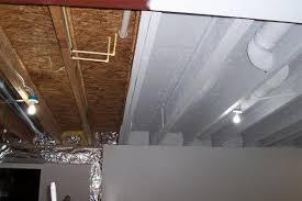 basement ceiling basement remodeling