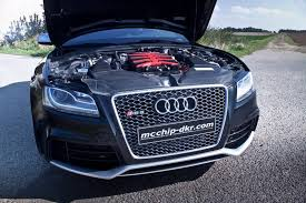 The Audi RS5 receives Stage III Supercharging system from McChip-dkr
