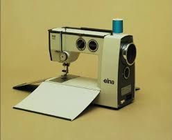 Elna Lotus Sp Portable Sewing Machine