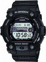"mens sports watches watch shop comâ""¢ mens casio g shock g rescue alarm chronograph radio controlled watch gw 7900"