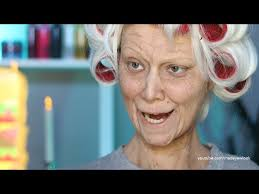 tune pk previousnext makeup old lady lex old age makeup tutorial no prosthetics no latex makeup