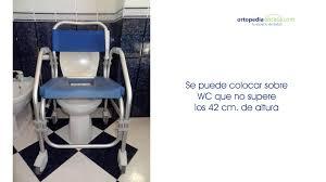 Fresh Silla De Baño Para Discapacitados