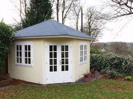 home office in the garden. home office in the garden