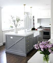 white kitchen ideas gray best and on grey cabinets black