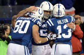 2015 Nfl Depth Charts Colts Offensive Firepower Makes Them