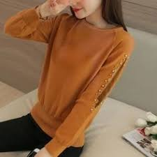 <b>2017</b> New <b>women sweater Fashion</b> spring Autumn Hollow out Lace ...