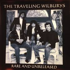 traveling wilburys rare and