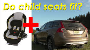 2016 5 volvo v60 cross country child seat review in 4k