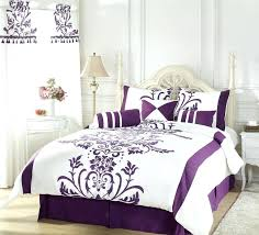 white full comforters gallery of purple comforter sets set twin and white full king attractive valuable white full comforters
