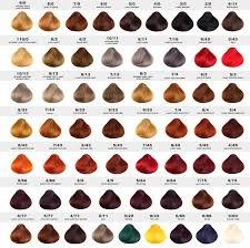 Hair Dye Colors Chart Hair Dye Color Chart Hair Color Swatch Book Buy Hair Dye Hair Color Book Hair Color Product On Alibaba Com