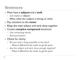 academic writing the mechanics ppt academic writing the mechanics 2 sentences