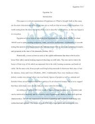 ancient art essays  ian art essays and papers
