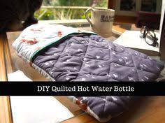 Who said a Hot water bottle cover was boring?! | Material Makes ... & Who said a Hot water bottle cover was boring?! | Material Makes | Pinterest  | Popular, Bottle and Hot water bottles Adamdwight.com