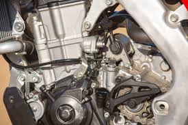 2018 honda 450f. modren 2018 although the housing for kickstarter remains on engine image one  there is no mechanism or internals 2018 honda crf450r to honda 450f