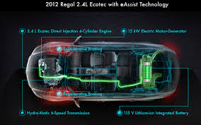 pick your poison 2012 buick regal eassist is 29 530 regal gs is 2012 buick regal eassist technical diagram