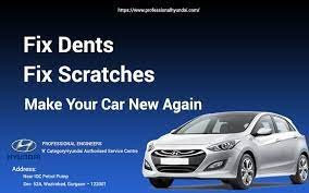 Authorized Hyundai Service Center Body Work Shop Hyundai Car Wash Equipment Hyundai Cars