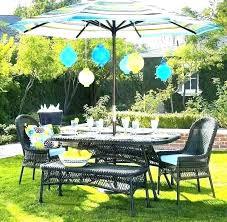 bistro table with umbrella hole bistro table with umbrella hole round patio table with umbrella bistro