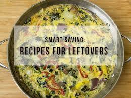 3 recipes for leftover vegetables i