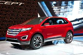2015 ford edge sport interior colors. 2016 ford edge front view red colors design pictures 2015 sport interior
